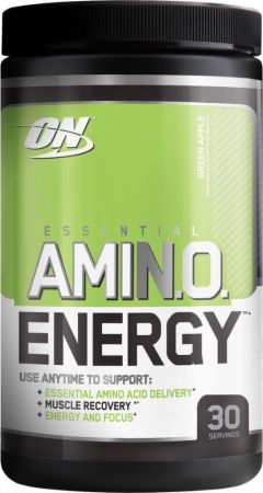Image of Essential Amino Energy Green Apple 30 Servings - Post-Workout Recovery Optimum Nutrition