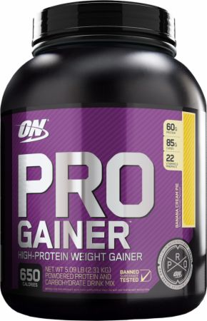 Pro Gainer By Optimum Nutrition For Serious Muscle Gain