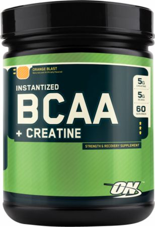 Optimum Instantized BCAA + Creatine