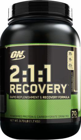 Optimum 2:1:1 Recovery