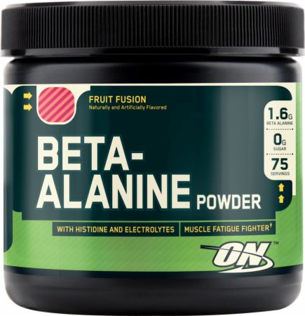 Optimum Beta-Alanine Powder at Bodybuilding.com: Best