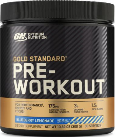 Optimum Nutrition Gold Standard Pre Workout Powder | Bodybuilding.com