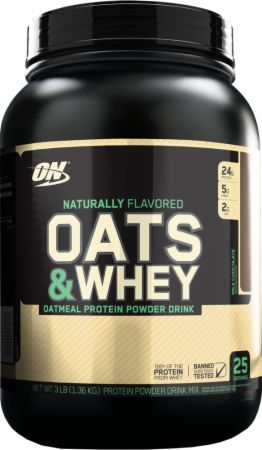 Natural 100% Oats & Whey