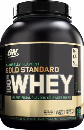 d2188d9ce Optimum Gold Standard Natural 100% Whey at Bodybuilding.com  Best Prices  for Gold Standard Natural 100% Whey
