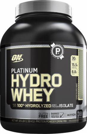 4d165b0f4 Optimum Platinum Hydrowhey at Bodybuilding.com  Best Prices for Platinum  Hydrowhey