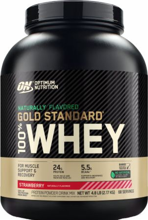 Gold Standard Natural 100% Whey