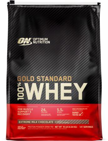 100% Gold Standard Whey Protein Powder