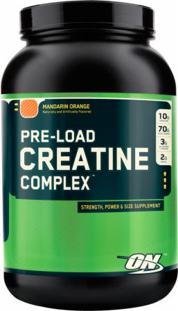 Optimum Pre-Load Creatine Complex