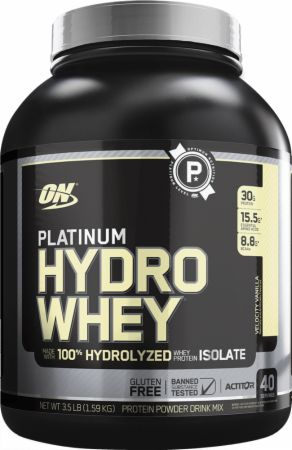 59593224a Optimum Platinum Hydrowhey at Bodybuilding.com  Best Prices for Platinum  Hydrowhey