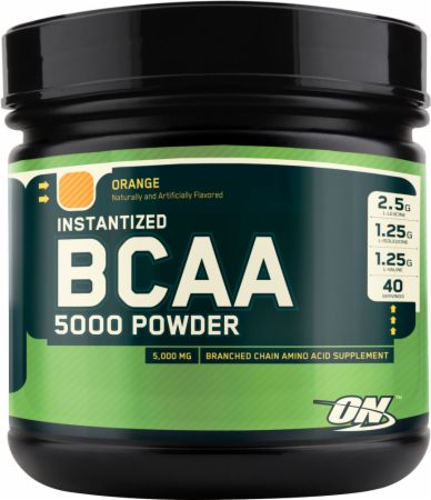 Optimum Nutrition BCAA 5000 Powder の BODYBUILDING.com 日本語・商品カタログへ移動する