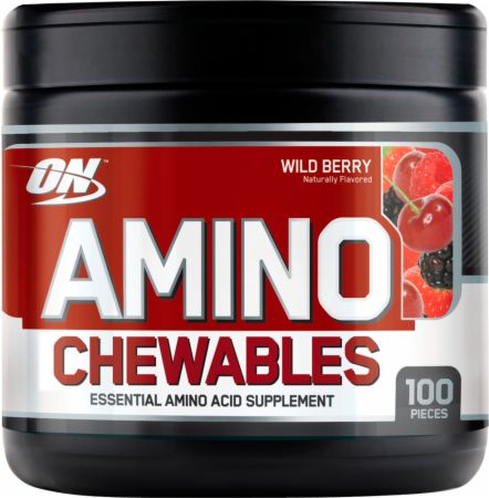 Optimum Amino Chewables