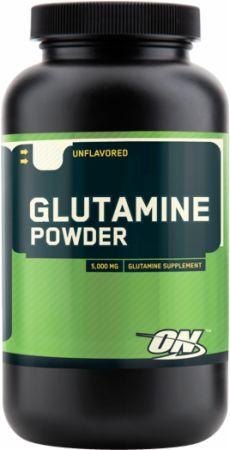 Optimum Nutrition Glutamine Powder Unflavored 150 Grams - Amino Acids & BCAAs