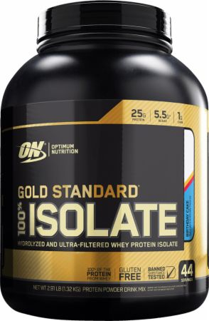 9ad9574ae Gold Standard 100% Whey Protein Isolate by Optimum Nutrition
