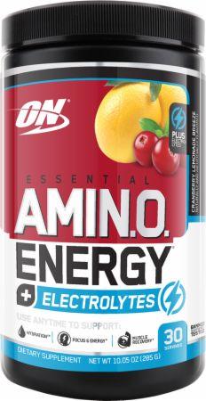 Essential AmiN.O. Energy + Electrolytes