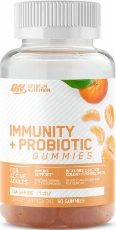 Immunity + Probiotic Gummies