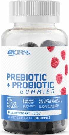 Prebiotic + Probiotic Gummies