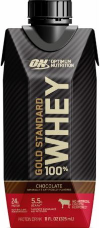 Gold Standard 100% Whey Protein Drink