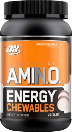 Optimum Essential AmiN.O. Energy Chewables