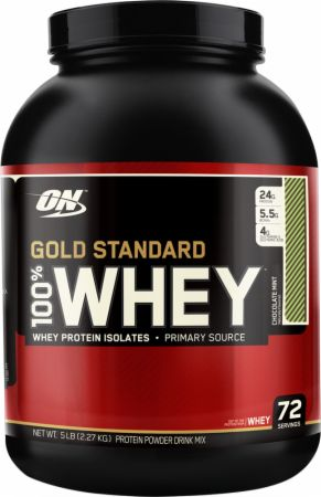 Gold Standard 100 Whey Protein By Optimum Nutrition At Bodybuilding