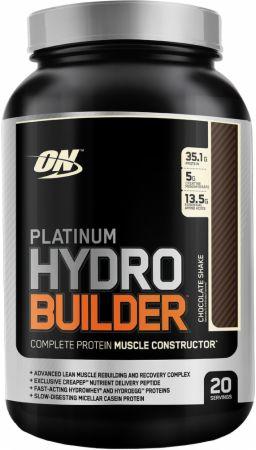 Optimum Nutrition Platinum Hydrobuilder の BODYBUILDING.com 日本語・商品カタログへ移動する