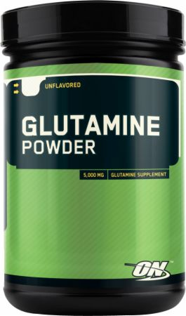 Image of Glutamine Powder Unflavoured 1 Kilogram - Post-Workout Recovery Optimum Nutrition