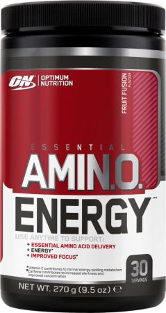Image of Essential Amino Energy Fruit Fusion 30 Servings - Post-Workout Recovery Optimum Nutrition