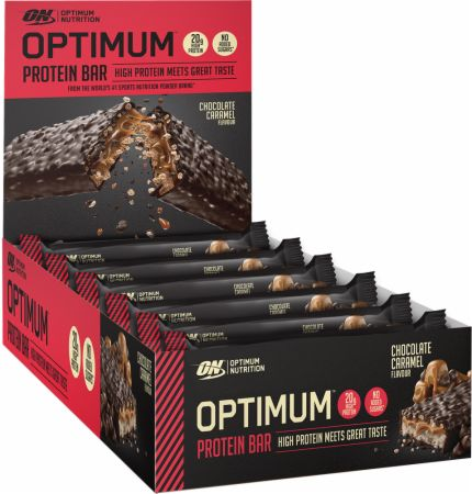 Optimum Protein Bars