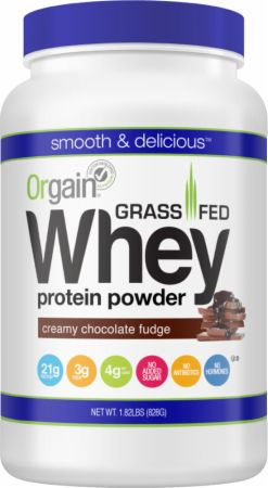 Grass Fed Whey Protein Powder
