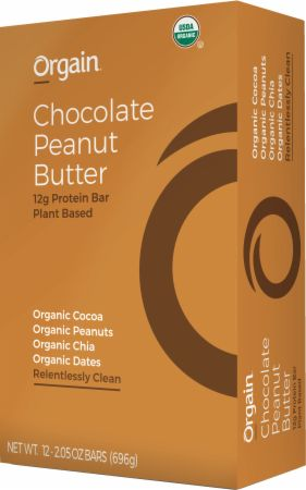 Organic Simple Protein Bars