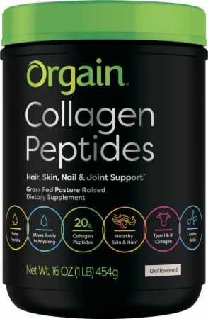 Image of Collagen Peptides Unflavored 16 Oz. - Joint Support Orgain