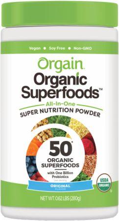 Image of Organic Superfoods Original 20 Servings - Greens Orgain