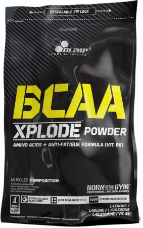 Image of Olimp Sport Nutrition BCAA Xplode Powder 1000 Grams Fruit Punch