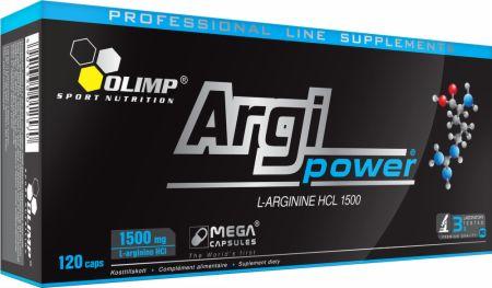 Image of Olimp Sport Nutrition ArgiPower 120 Mega Capsules