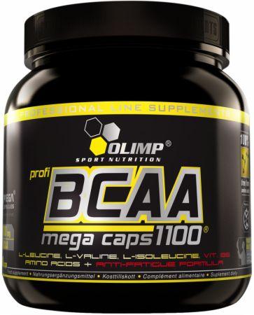 Image of Olimp Sport Nutrition BCAA 1100 300 Mega Caps