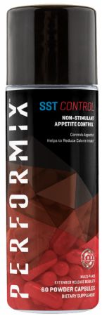 Image of SST Control 60 Powdered Capsules - Appetite Suppressant Performix