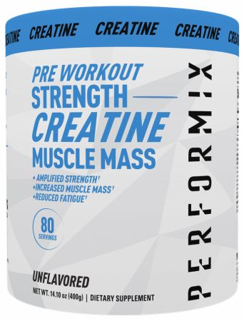 Image of Creatine Unflavored 80 Servings - Creatine Performix