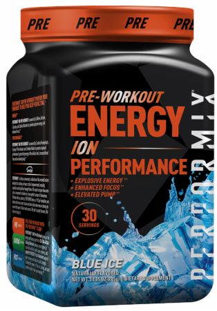 ION Pre Workout
