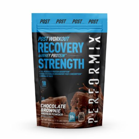 Image of ioWhey Chocolate Brownie 18 Servings - Protein Powder Performix