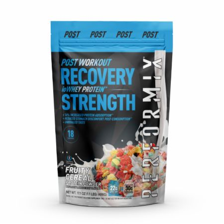 Image of ioWhey Fruity Cereal 18 Servings - Protein Powder Performix
