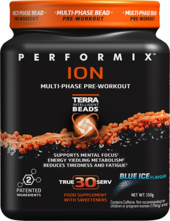 Image of Performix ION 30 Servings Blue Ice