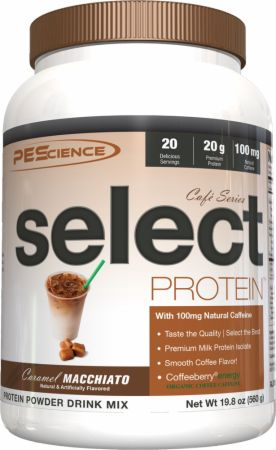 Select Protein Cafe Series