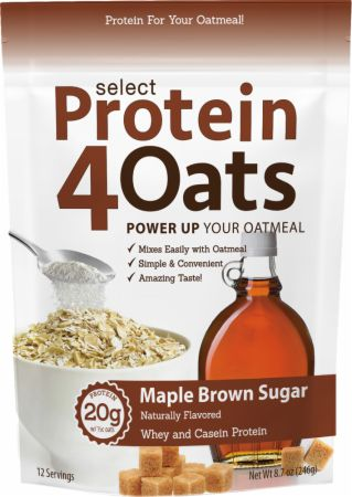 Select Protein 4 Oats