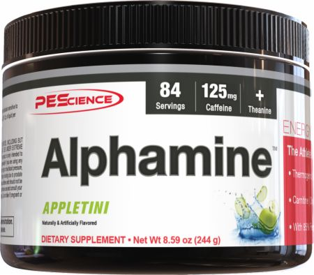 Image of PEScience Alphamine 244 Grams Appletini