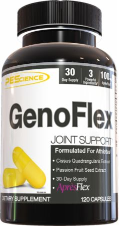 Image of GenoFlex 120 Capsules - Joint Support PEScience