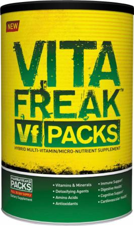Image of PharmaFreak VITA FREAK PACKS 30 Packs