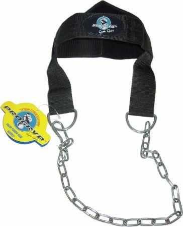 Image of Progryp Nylon Padded Head Harness Black