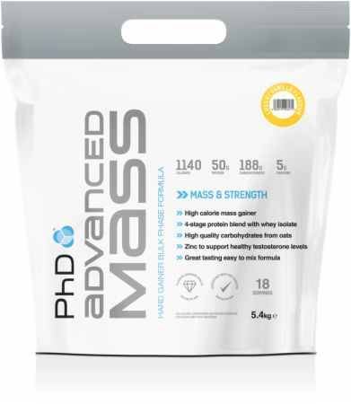 Image of PhD Advanced Mass 5.4 Kilograms Luxury Vanilla