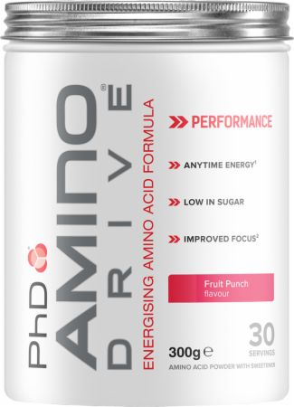 Image of PhD Amino Drive 300 Grams Fruit Punch