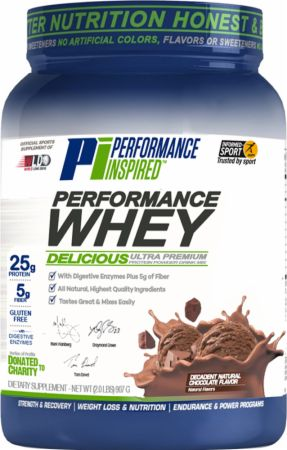 Performance Whey Protein