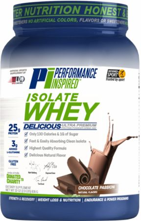 Performance Isolate Whey
